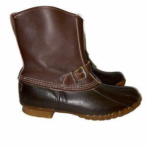 L.L Bean Boots Men's Brown Size 8